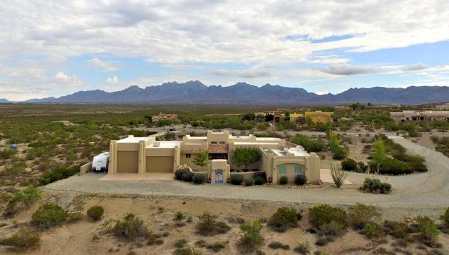 5528 Camino Escondida, Las Cruces, NM 88011 (MLS #1902907) :: Steinborn & Associates Real Estate