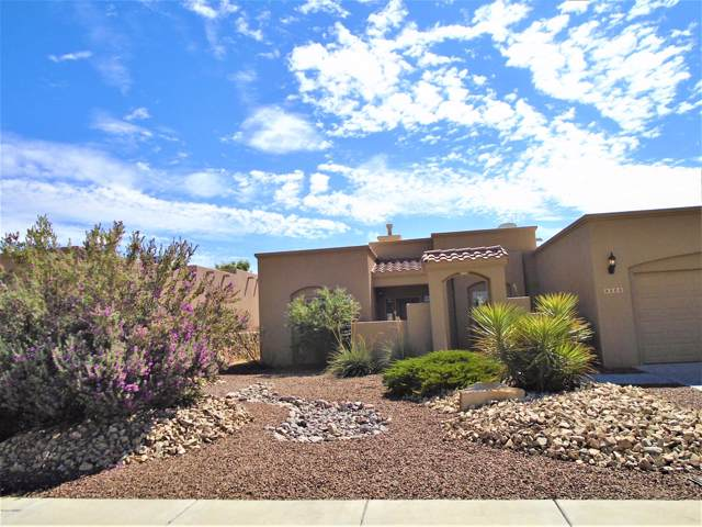 4508 Mesa Prieta Drive, Las Cruces, NM 88011 (MLS #1902911) :: Better Homes and Gardens Real Estate - Steinborn & Associates