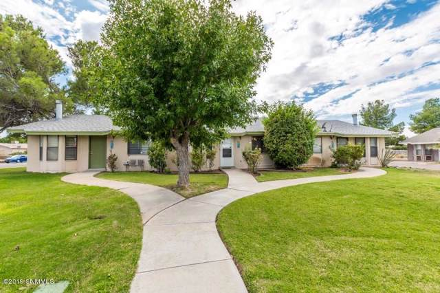 2012 Yale Court, Las Cruces, NM 88005 (MLS #1902915) :: Steinborn & Associates Real Estate