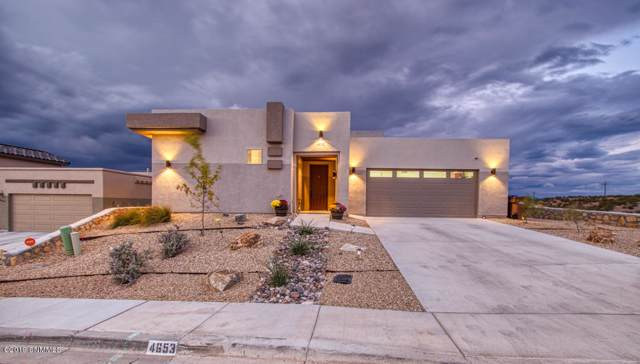 4653 Azure Hills Road, Las Cruces, NM 88011 (MLS #1902917) :: Arising Group Real Estate Associates