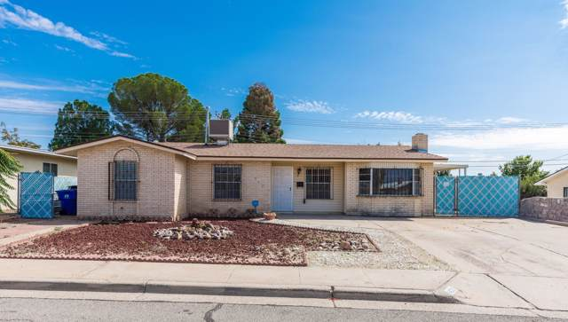 1430 Wofford Drive, Las Cruces, NM 88001 (MLS #1902920) :: Steinborn & Associates Real Estate