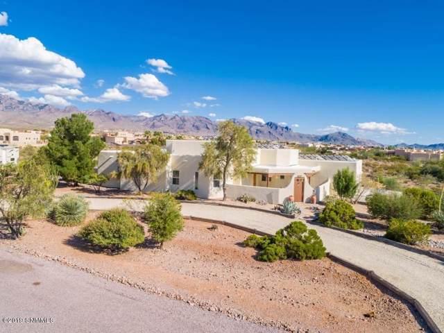 8906 Silk Oak Court, Las Cruces, NM 88012 (MLS #1902922) :: Steinborn & Associates Real Estate