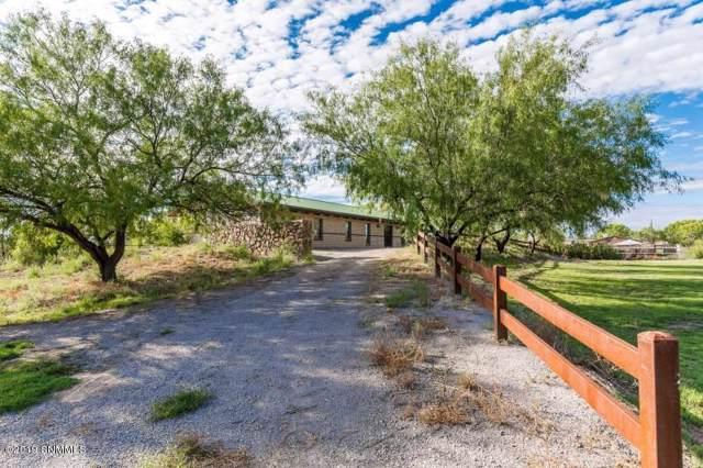 530 Scorpio Loop, Las Cruces, NM 88005 (MLS #1902924) :: Steinborn & Associates Real Estate