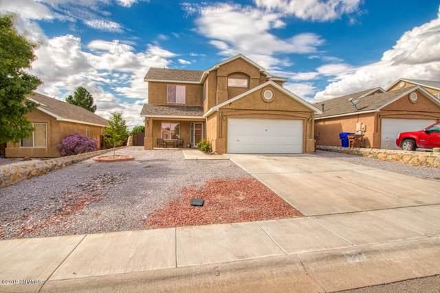 1129 Gunsight Peak Drive, Las Cruces, NM 88012 (MLS #1902940) :: Steinborn & Associates Real Estate