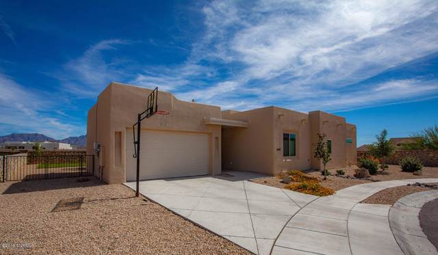 6046 Metro Woods Street, Las Cruces, NM 88012 (MLS #1902947) :: Steinborn & Associates Real Estate
