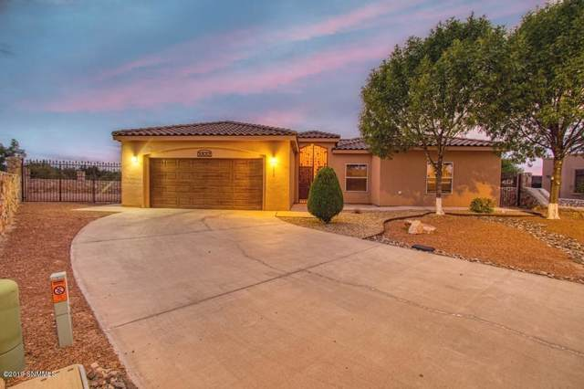 3832 Ringneck Drive, Las Cruces, NM 88001 (MLS #1902950) :: Steinborn & Associates Real Estate
