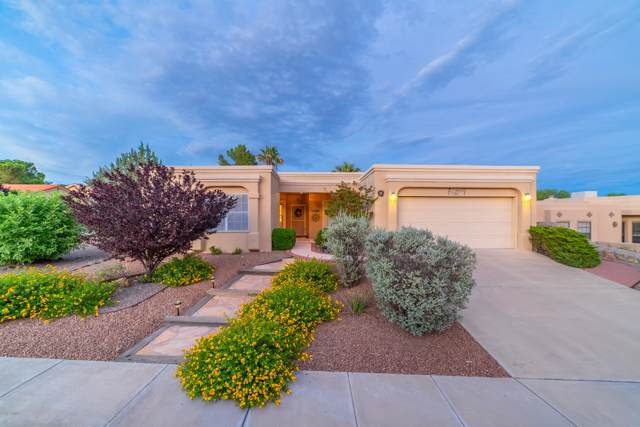 1604 Thunderbird Street, Las Cruces, NM 88011 (MLS #1902960) :: Steinborn & Associates Real Estate