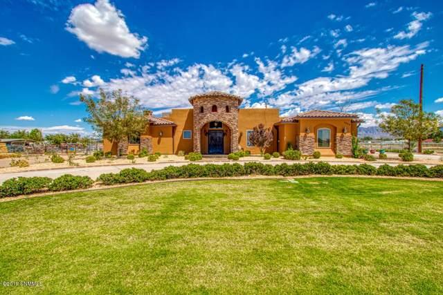 1308 Vinton Road, Anthony, NM 88021 (MLS #1902965) :: Steinborn & Associates Real Estate