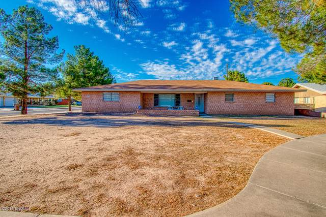 2240 Carlyle Place, Las Cruces, NM 88005 (MLS #1902967) :: Steinborn & Associates Real Estate