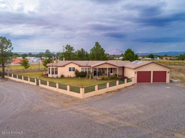 500 Fairpark Road, Las Cruces, NM 88001 (MLS #1902973) :: Steinborn & Associates Real Estate