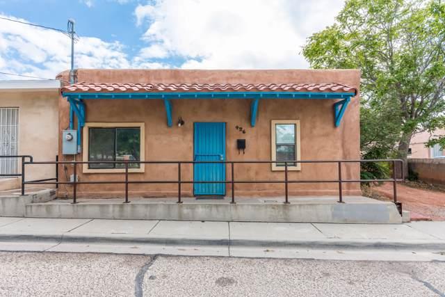 426 E Griggs, Las Cruces, NM 88001 (MLS #1902974) :: Steinborn & Associates Real Estate