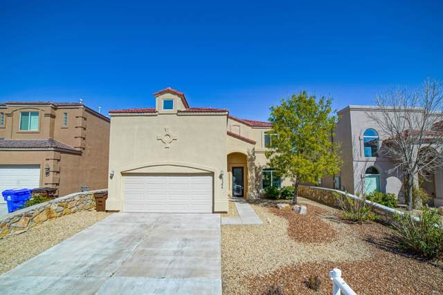 3764 Ascencion Circle, Las Cruces, NM 88012 (MLS #1902980) :: Steinborn & Associates Real Estate