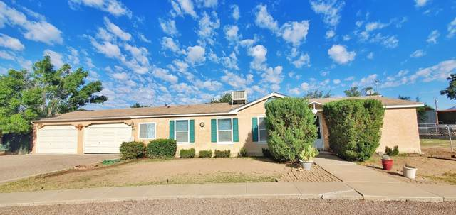 704 W Taylor, Las Cruces, NM 88007 (MLS #1902981) :: Steinborn & Associates Real Estate