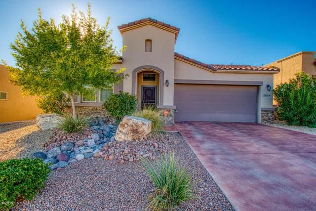2024 E Villa Napoli Loop, Las Cruces, NM 88011 (MLS #1902995) :: Steinborn & Associates Real Estate