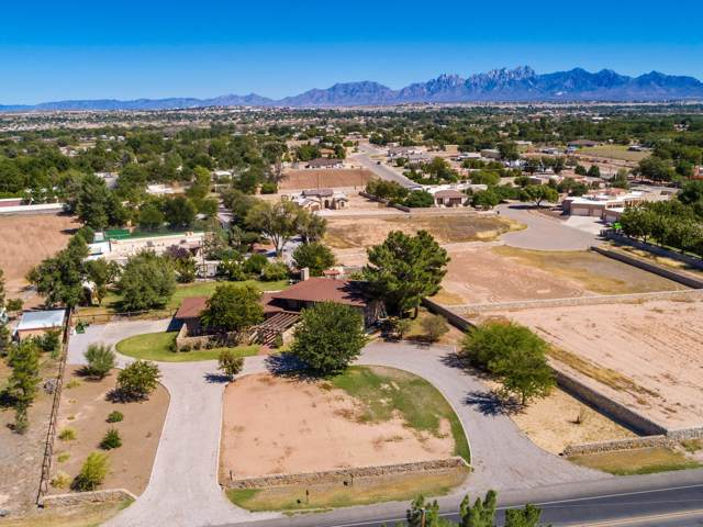 2640 N Valley Drive, Las Cruces, NM 88007 (MLS #1902996) :: Arising Group Real Estate Associates