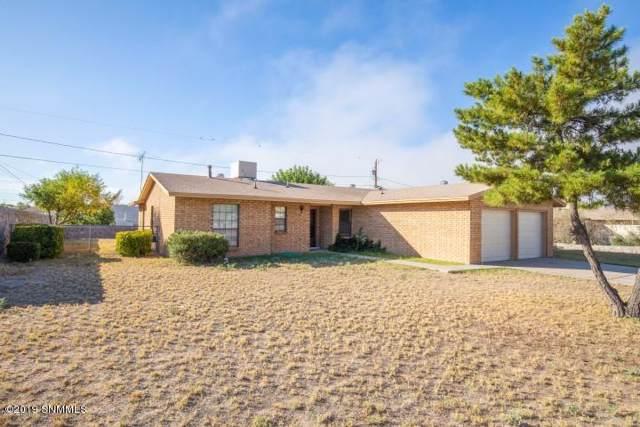 1208 Akers, Las Cruces, NM 88005 (MLS #1903007) :: Arising Group Real Estate Associates