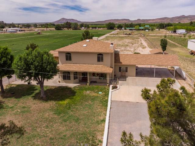 5603 Giron Road, Las Cruces, NM 88007 (MLS #1903010) :: Steinborn & Associates Real Estate
