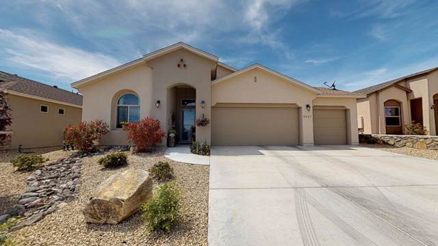 3957 Agua Duro Drive, Las Cruces, NM 88012 (MLS #1903015) :: Steinborn & Associates Real Estate