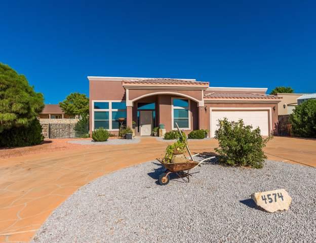 4574 Rimrock Court, Las Cruces, NM 88012 (MLS #1903016) :: Steinborn & Associates Real Estate