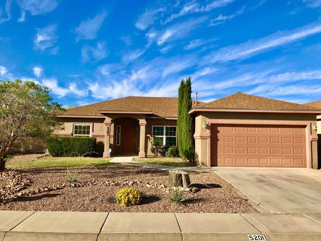 5201 Nephite Court, Las Cruces, NM 88012 (MLS #1903029) :: Steinborn & Associates Real Estate
