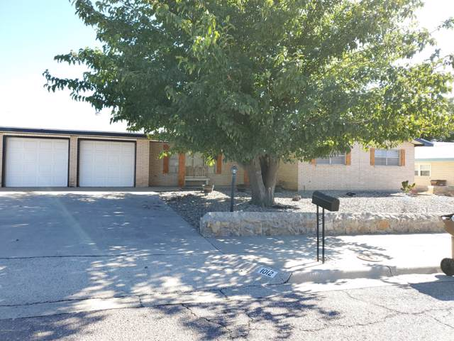 1012 Devendale Drive, Las Cruces, NM 88005 (MLS #1903037) :: Steinborn & Associates Real Estate