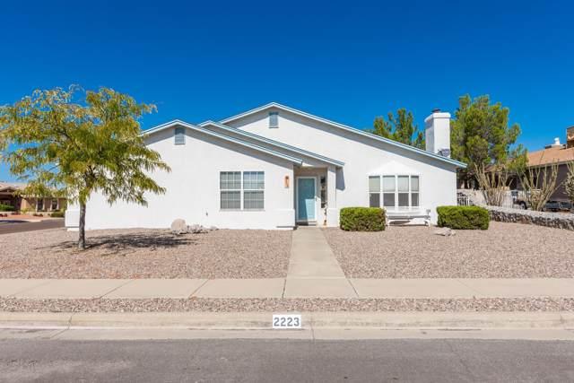 2223 Evening Star Avenue, Las Cruces, NM 88011 (MLS #1903045) :: Steinborn & Associates Real Estate