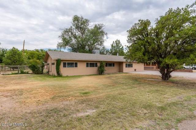 3301 West Street, Las Cruces, NM 88005 (MLS #1903046) :: Steinborn & Associates Real Estate
