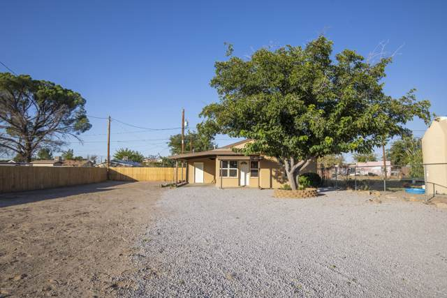 908 S Mimbres Street, Las Cruces, NM 88001 (MLS #1903054) :: Steinborn & Associates Real Estate