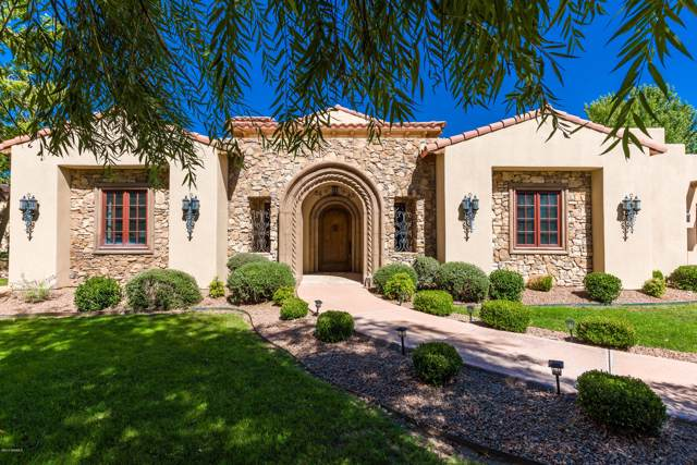 1395 Snow Road, Mesilla, NM 88046 (MLS #1903062) :: Steinborn & Associates Real Estate