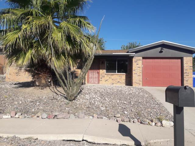 1877 Newton Street, Las Cruces, NM 88001 (MLS #1903067) :: Steinborn & Associates Real Estate