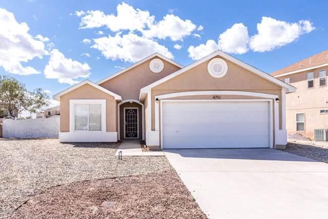 4751 Salado Creek Street, Las Cruces, NM 88012 (MLS #1903068) :: Steinborn & Associates Real Estate