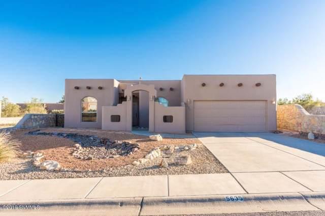 5635 Mira Montes, Las Cruces, NM 88007 (MLS #1903071) :: Steinborn & Associates Real Estate