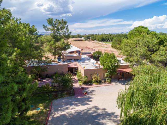 1575 Snow Road, Las Cruces, NM 88005 (MLS #1903083) :: Steinborn & Associates Real Estate