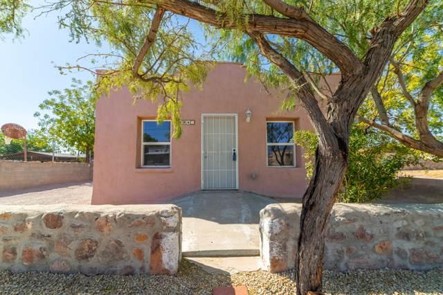 804 S San Pedro Street, Las Cruces, NM 88001 (MLS #1903108) :: Steinborn & Associates Real Estate