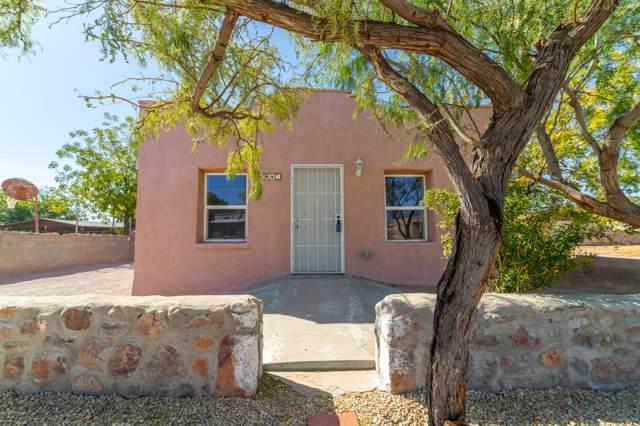 804 S San Pedro Street, Las Cruces, NM 88001 (MLS #1903109) :: Steinborn & Associates Real Estate