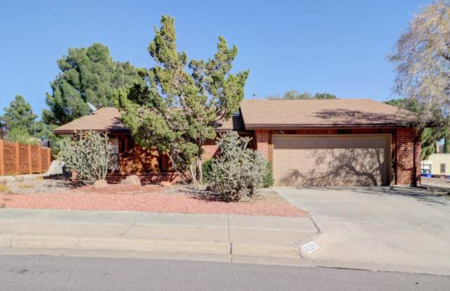 2228 Cimarron Drive, Las Cruces, NM 88011 (MLS #1903115) :: Steinborn & Associates Real Estate
