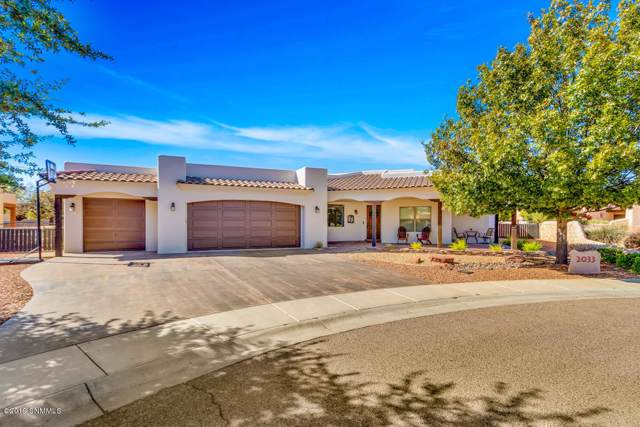 2033 Sorrento Place, Las Cruces, NM 88005 (MLS #1903125) :: Steinborn & Associates Real Estate
