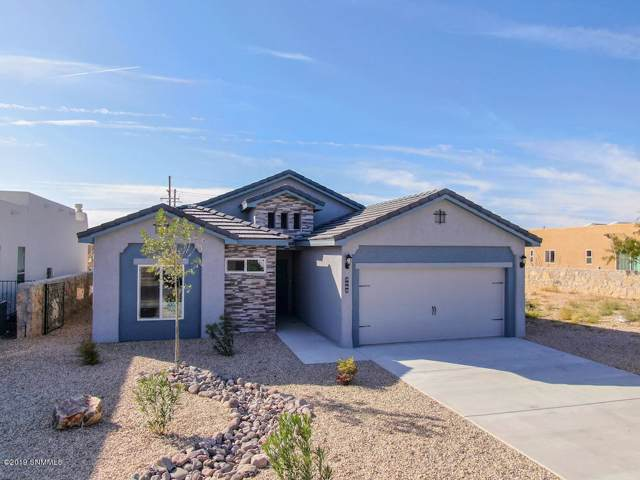 3682 San Clemente Avenue, Las Cruces, NM 88012 (MLS #1903127) :: Arising Group Real Estate Associates