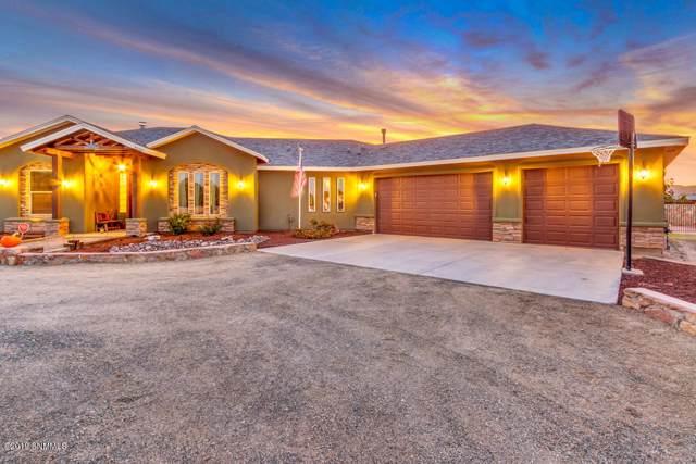 4605 Tetakawi Court, Las Cruces, NM 88007 (MLS #1903133) :: Steinborn & Associates Real Estate