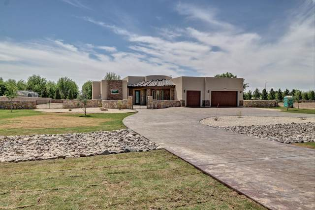 2740 Mesilla Acres Road, Las Cruces, NM 88005 (MLS #1903144) :: Arising Group Real Estate Associates