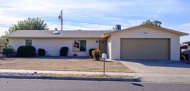 1206 Akers Street, Las Cruces, NM 88005 (MLS #1903149) :: Steinborn & Associates Real Estate