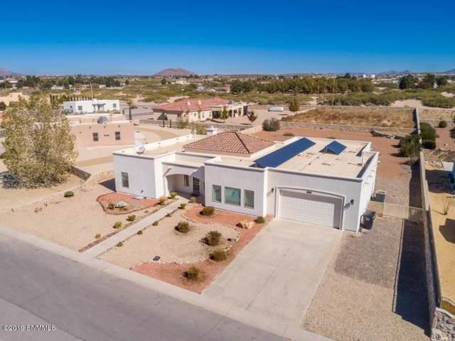 4090 Fallow Deer Street, Las Cruces, NM 88007 (MLS #1903154) :: Steinborn & Associates Real Estate