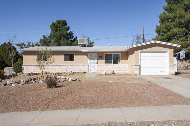 1827 Ash Avenue, Las Cruces, NM 88001 (MLS #1903157) :: Agave Real Estate Group