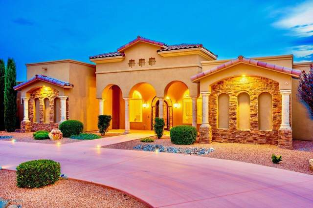 5518 Redfox Road, Las Cruces, NM 88007 (MLS #1903159) :: Steinborn & Associates Real Estate
