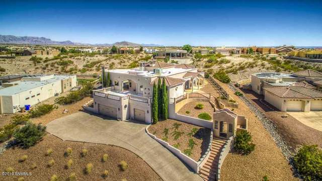 2631 Monte Bello Drive, Las Cruces, NM 88011 (MLS #1903163) :: Steinborn & Associates Real Estate