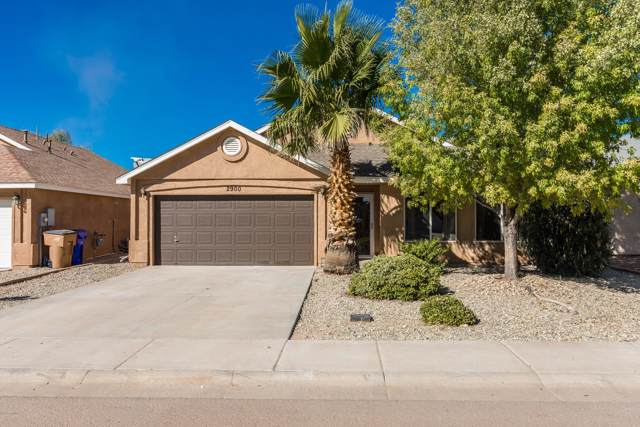 2900 Meriwether Street, Las Cruces, NM 88007 (MLS #1903167) :: Agave Real Estate Group