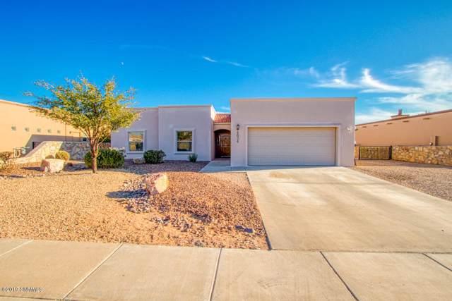 4624 Mesa Central Drive, Las Cruces, NM 88011 (MLS #1903177) :: Steinborn & Associates Real Estate