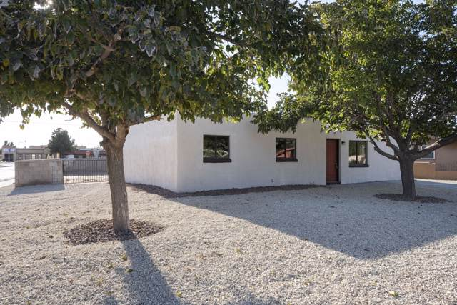 1605 Sacramento Street, Las Cruces, NM 88001 (MLS #1903179) :: Agave Real Estate Group