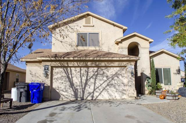 5823 Desert Peak Place, Las Cruces, NM 88012 (MLS #1903194) :: Agave Real Estate Group