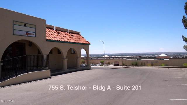 755 S Telshor Boulevard Bld A - Ste 201, Las Cruces, NM 88011 (MLS #1903201) :: Steinborn & Associates Real Estate